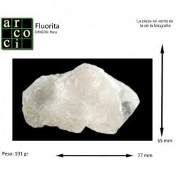 FLUORITA (PERU)
