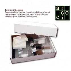Caja de muestras