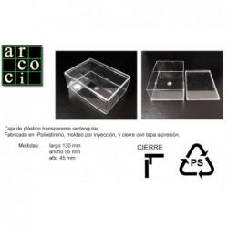 Caja de plástico 130 x 95 x 45