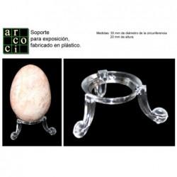 Soporte esferas
