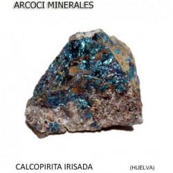 CALCOPIRITA IRISADA (HUELVA)