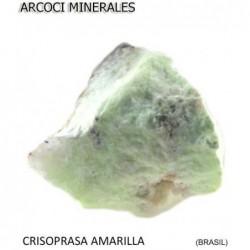 CRISOPRASA AMARILLA (BRASIL)