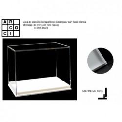 Caja de plástico 84 x 56 x 64