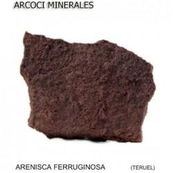 ARENISCA FERRUGINOSA (TERUEL)