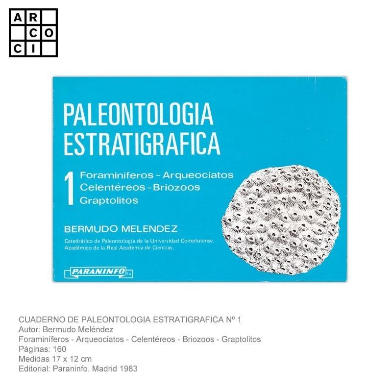 PALEONTOLOGIA ESTRATIGRAFICA Nº 1