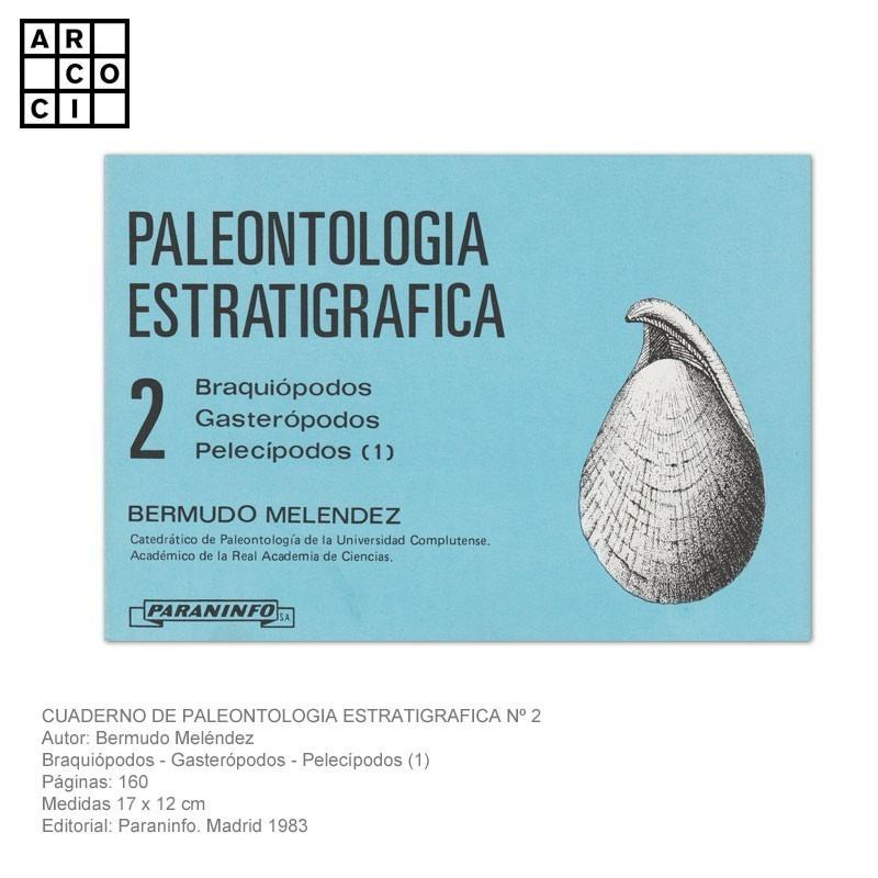PALEONTOLOGIA ESTRATIGRAFICA Nº 2