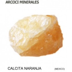 CALCITA NARANJA (MEXICO)