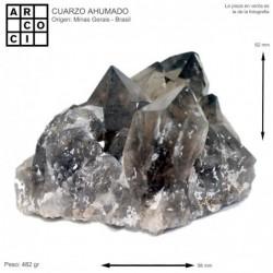 CUARZO AHUMADO (BRASIL)