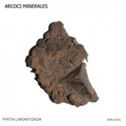 PIRITA LIMONITIZADA (CARRATRACA - MÁLAGA)