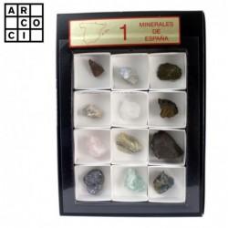 Minerales de España