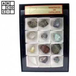 Colección Minerales de Cataluña