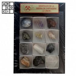 Colección Minerales de la Sierra de Cartagena - La Unión