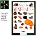 Conocer los minerales