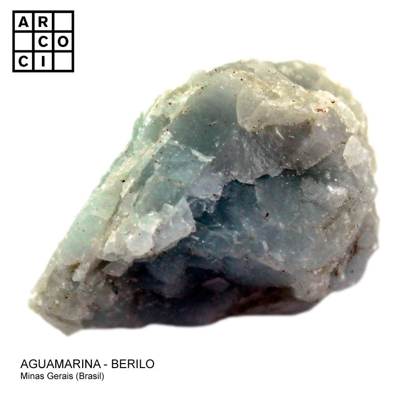 AGUAMARINA BERILO (BRASIL)