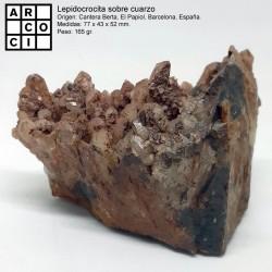 LEPIDOCROCITA (BARCELONA)