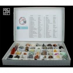 Colección rocas y minerales Nº 3