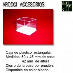 Caja de plástico 60 x 45 x 42