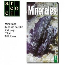 Minerales. Guía de bolsillo