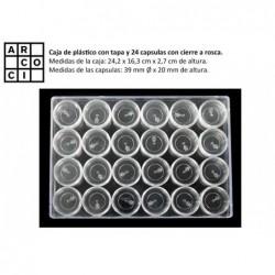 Caja de  24 capsulas