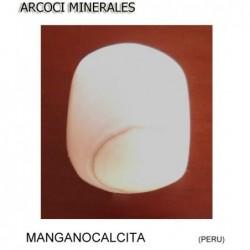 MANGANOCALCITA (PERU) PULIDO