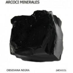 OBSIDIANA NEGRA (MEXICO)