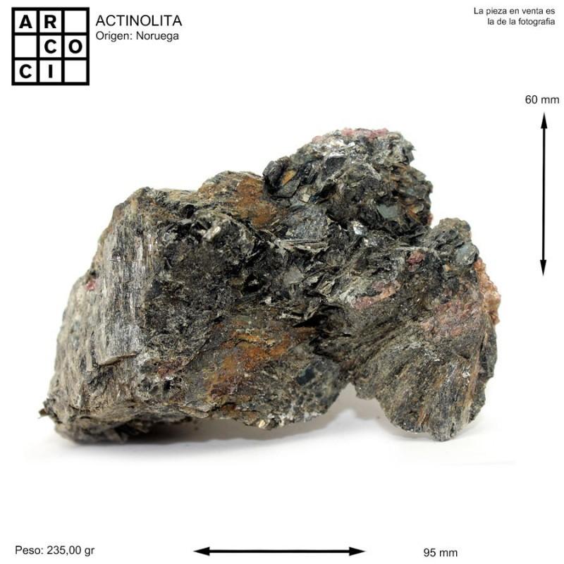 ACTINOLITA (NORUEGA)