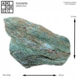 FUCHSITA (BRASIL)