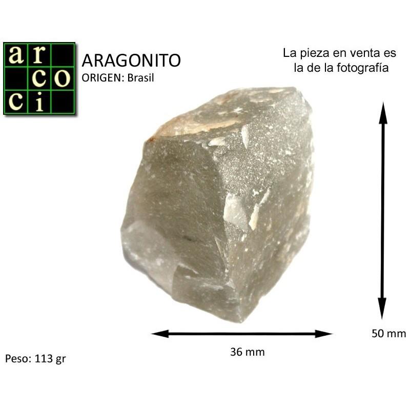 ARAGONITO (BRASIL)