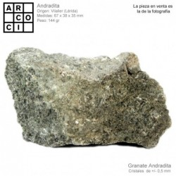 ANDRADITA (LÉRIDA)
