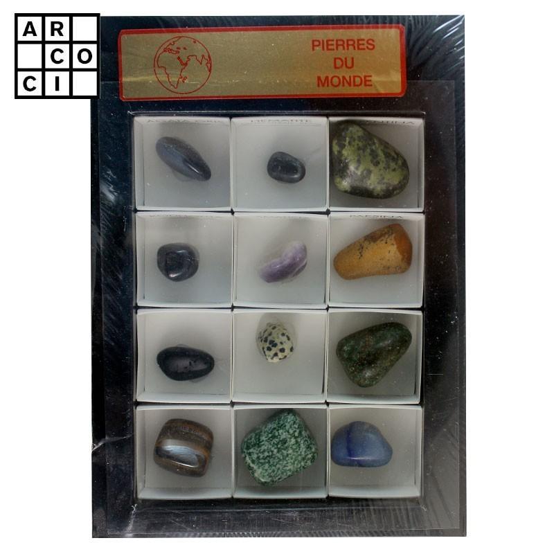Colección Minerales del Mundo