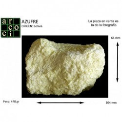AZUFRE (BOLIVIA)
